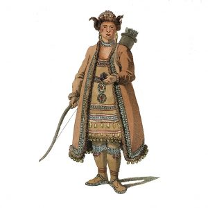 Siberian People
