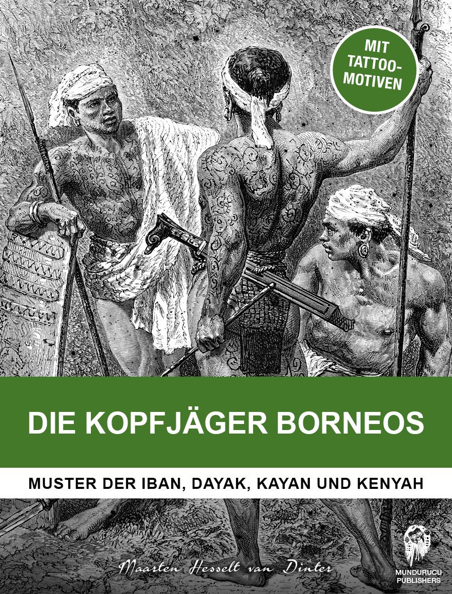 eBook_Tribes_cover_de_Borneo