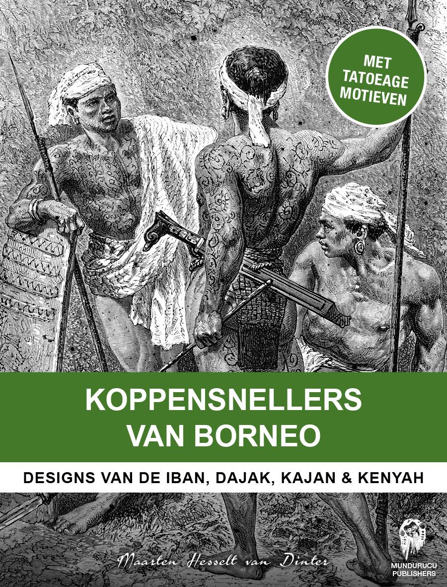 eBook_Tribes_cover_nl_Borneo